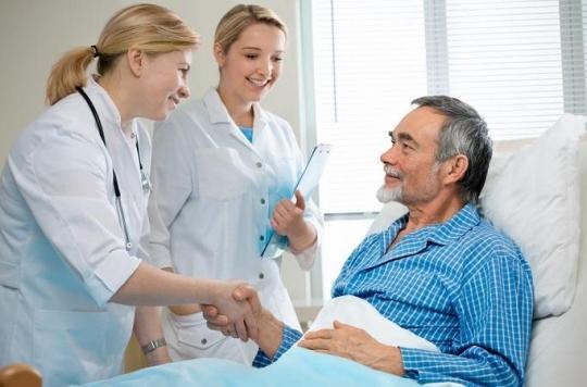 Hôpital : les Français satisfaits des soins mais pas des repas