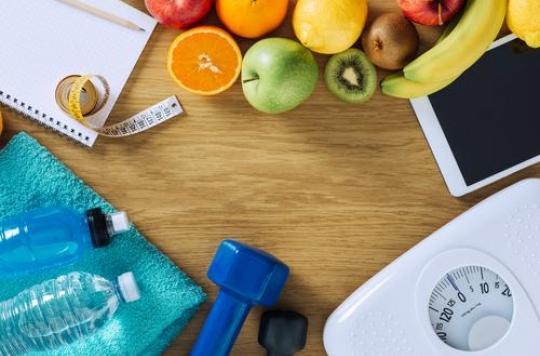 Vous pouvez perdre du poids régulièrement ! On commence demain