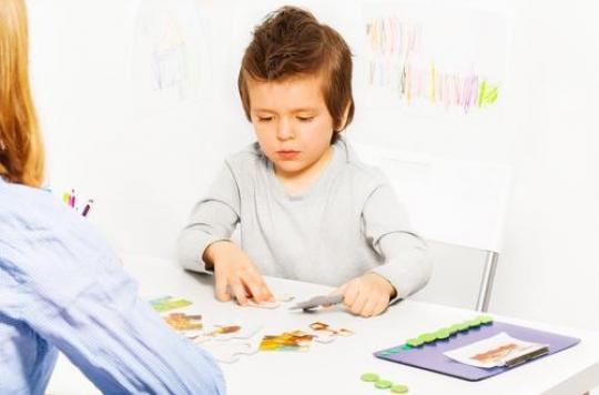 Un nouveau test pour diagnostiquer l'autisme plus tôt