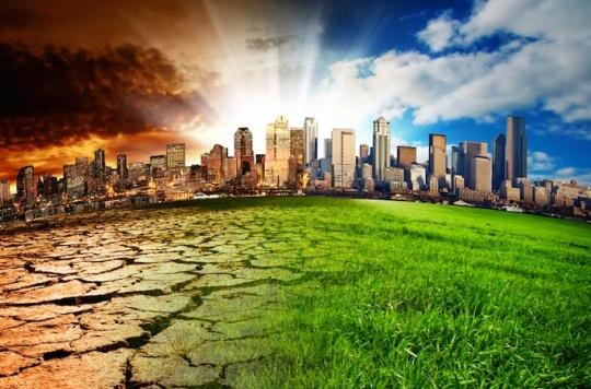 Réchauffement climatique : \