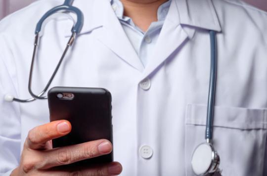 Hôpital : les téléphones portables sont des nids à virus