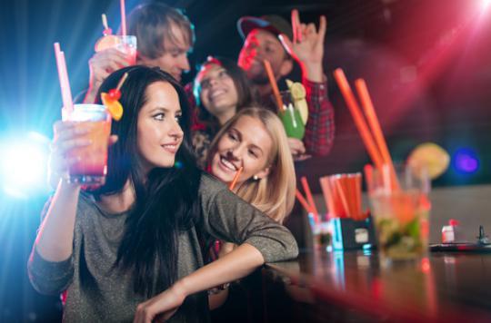 Alcool : la perception de l'ivresse change selon le contexte