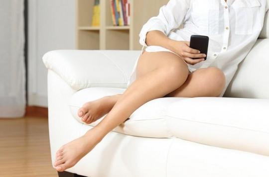 Périnée au téléphone : une sonde connectée pour le muscler