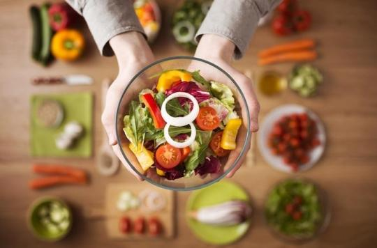 Les régimes végétariens ne sont pas tous bons pour la santé