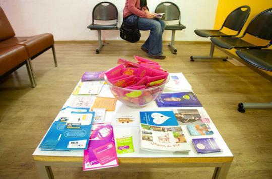 Syphilis précoce :  recrudescence de cas dans le Gard