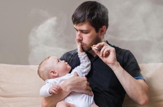 Leucémie : le tabagisme passif augmente les risques pour l'enfant
