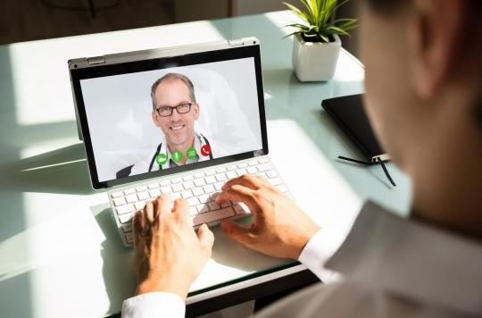 Téléconsultation : un Français sur deux préfère le contact direct avec son médecin