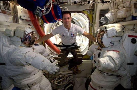 Espace : le grand laboratoire pour la santé sur Terre