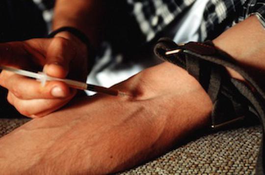 Drogues : nombre record d'overdoses aux Etats-Unis