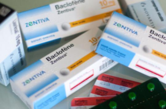 Alcoolo-dépendance : l'efficacité du Baclofène confirmée