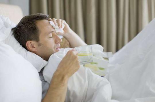 Grippe : onze régions visées par l'épidémie