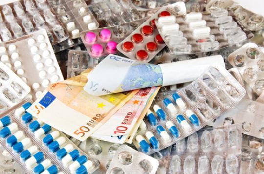 Les médicaments contrefaits coûtent 10 milliards d'euros à l'Europe