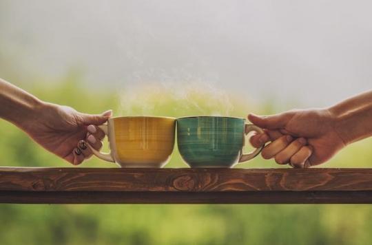 Café: oui pour la santé. Le thé vert aussi. Et le café au lait ?