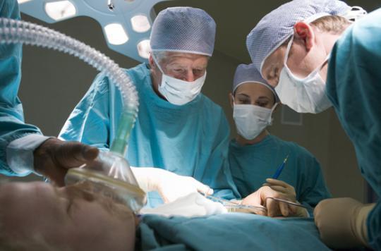 Cancer de la prostate : feu vert pour le remboursement de la chirurgie par robot
