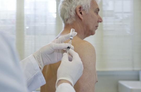 Zona : le vaccin recommandé pour les plus de 65 ans