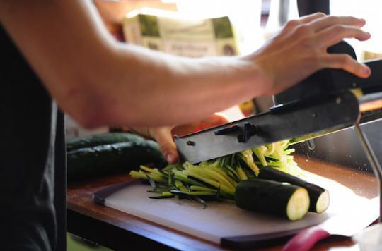Le régime végétarien plus efficace pour perdre du poids