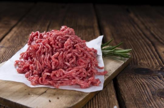 E. coli : rappel de viande contaminée dans le sud et l'est de la France