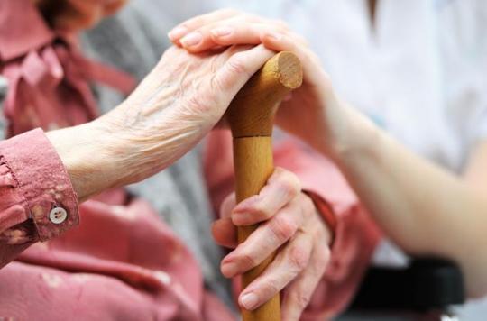 Personnes âgées : une entrée en institution de plus en plus tardive