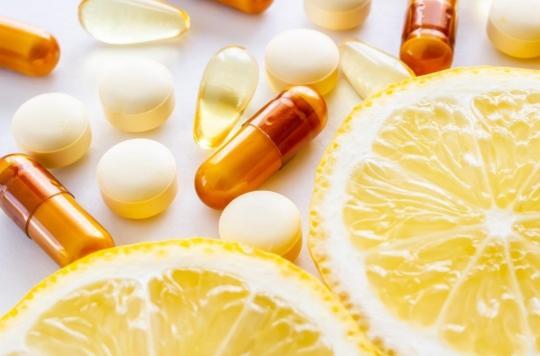 La vitamine C préserve les muscles après 50 ans