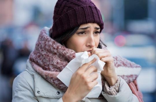 La pollution de l'air peut aggraver la rhinite