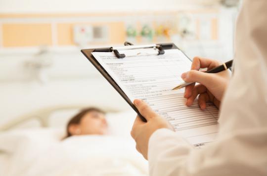 Hôpitaux : 8 patients sur 10 ont une image positive