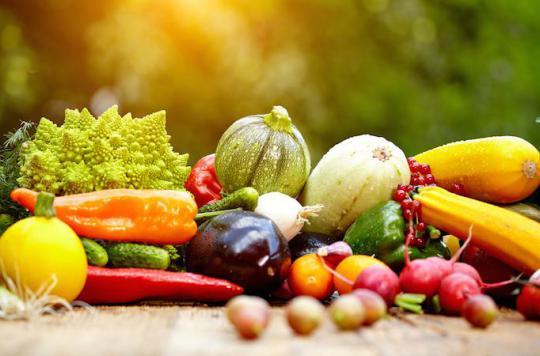 Santé mentale : manger des légumes réduit les risques