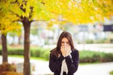 Rhinite allergique : le traitement marche contre le rhume des foins