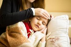 Fièvre de l'enfant : à traiter avant 3 mois ou en cas de mauvaise tolérance