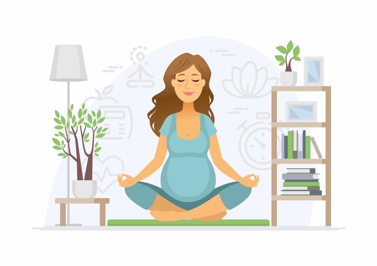 Préparation à l'accouchement : la grossesse est la bonne période