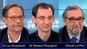 Emmanuel Macron - Marine Le Pen : la bataille santé du 2ème tour